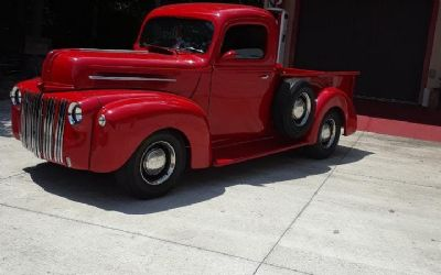 1946 Ford 1/2 Ton Truck