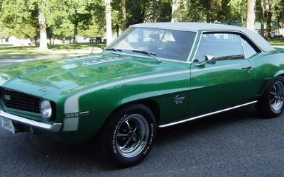 1967-1969 Chevrolet Camaro For Sale | AutaBuy com