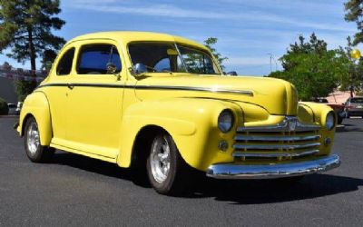 1947 Ford Coupe Resto