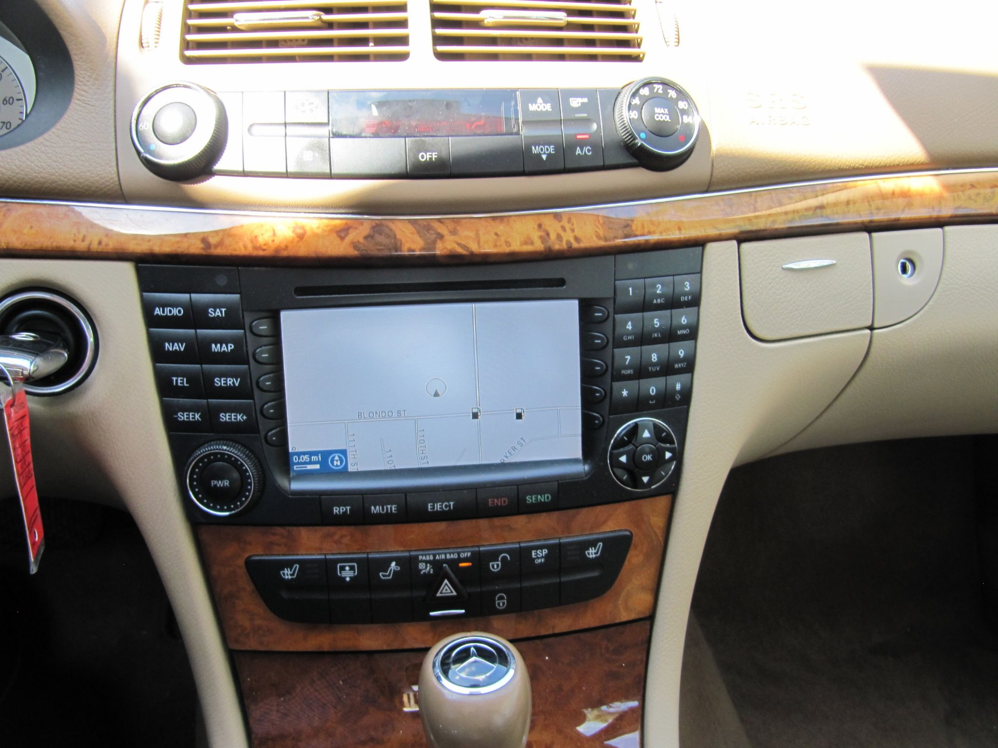 2008 MERCEDES BENZ E350 4MATIC 15