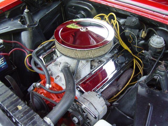 1966 CHEVROLET NOVA CHEVY II 3
