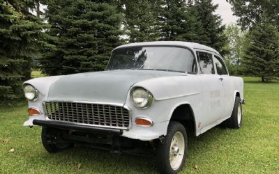 1955 Chevy Bel Air Gasser 2DR