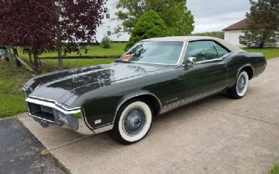 1968 Buick Riviera Coupe