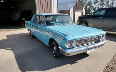 1963 Mercury Meteor Custom