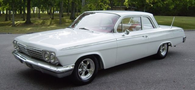1962 CHEVROLET BEL AIR 1