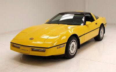 1986 Chevrolet Corvette Coupe