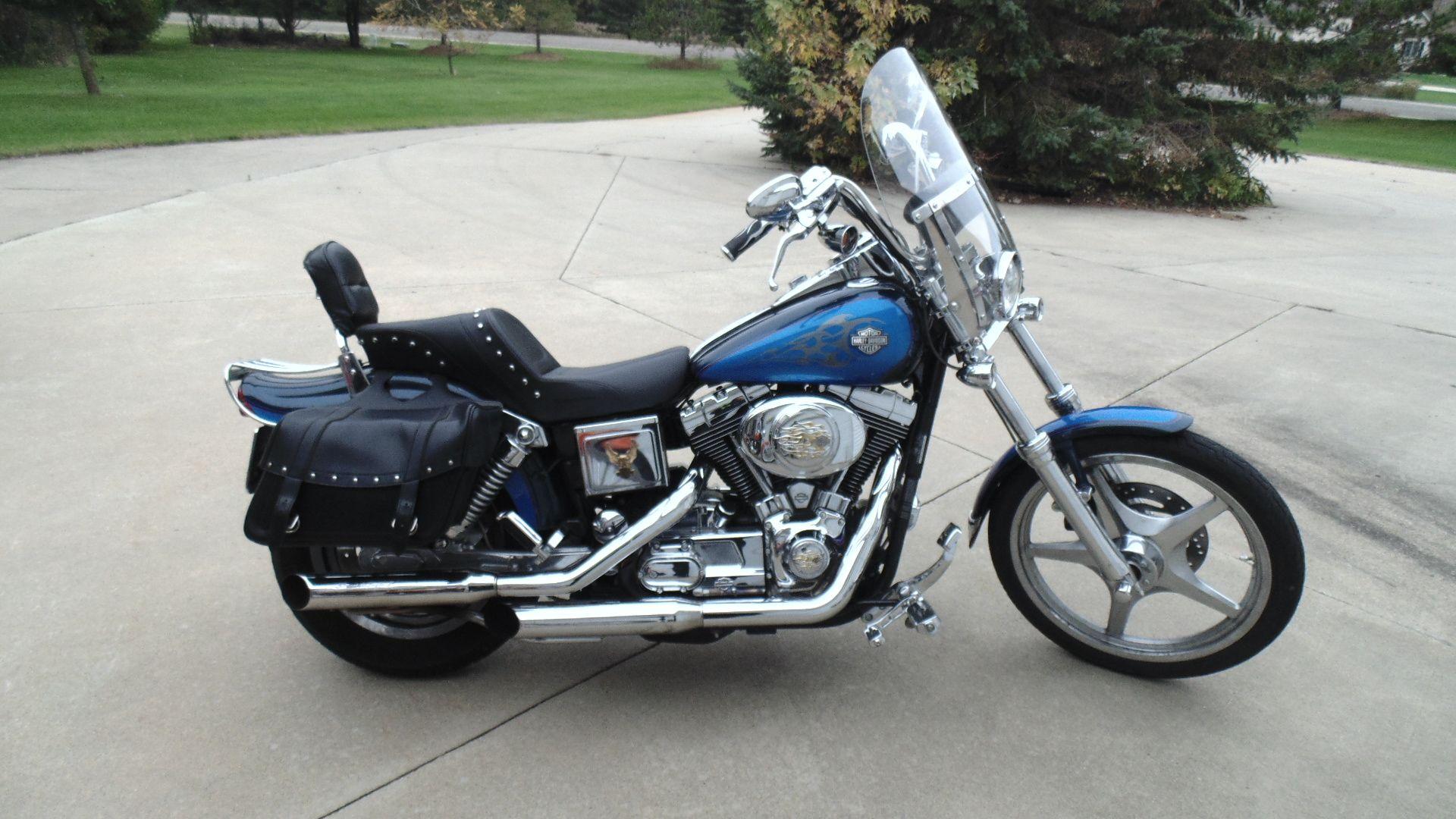 2004 Harley Davidson Dyna Wide Glide Fxdwgi For Sale Autabuy Com