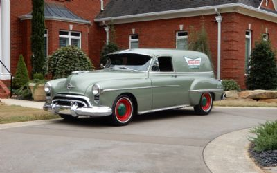 1949 Oldsmobile 88 Sedan Delivery Original