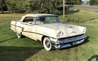 1956 Mercury Montclair Convertible - Sold!