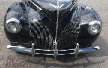 1940 Lincoln Zephyr Original