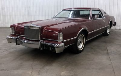 1976 Lincoln Mark IV