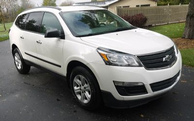 2013 Chevrolet Traverse LS 4 DR. FWD SUV