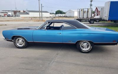 1969 Plymouth GTX Number's Matching