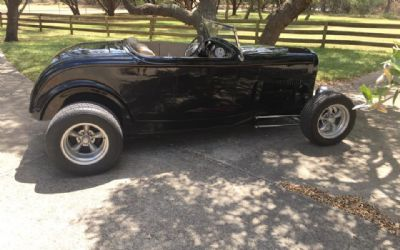 1932 Ford Roadster Restoration