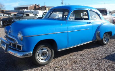 1949 Chevrolet 6 Passenger Coupe 2 Door Coupe