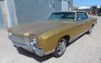 1970 Chevrolet Monte Carlo Easy Project Car