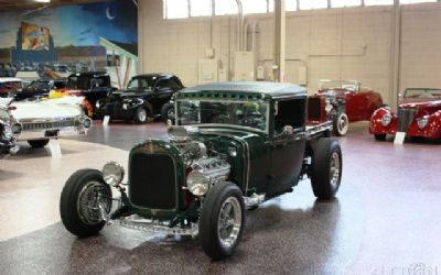 1930 Ford Model A Pickup Custom Hot Rod