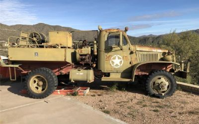1942 Chevrolet 1.5 Ton Army Fire Truck
