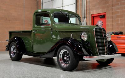 1937 Ford 1/2 Ton Shortbed Pickup