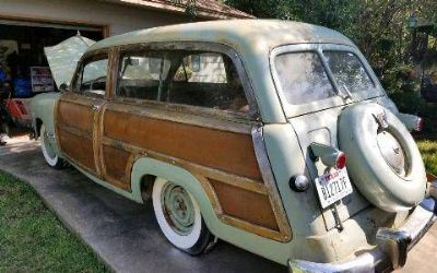 1950 Ford Woody Wagon Country Squire