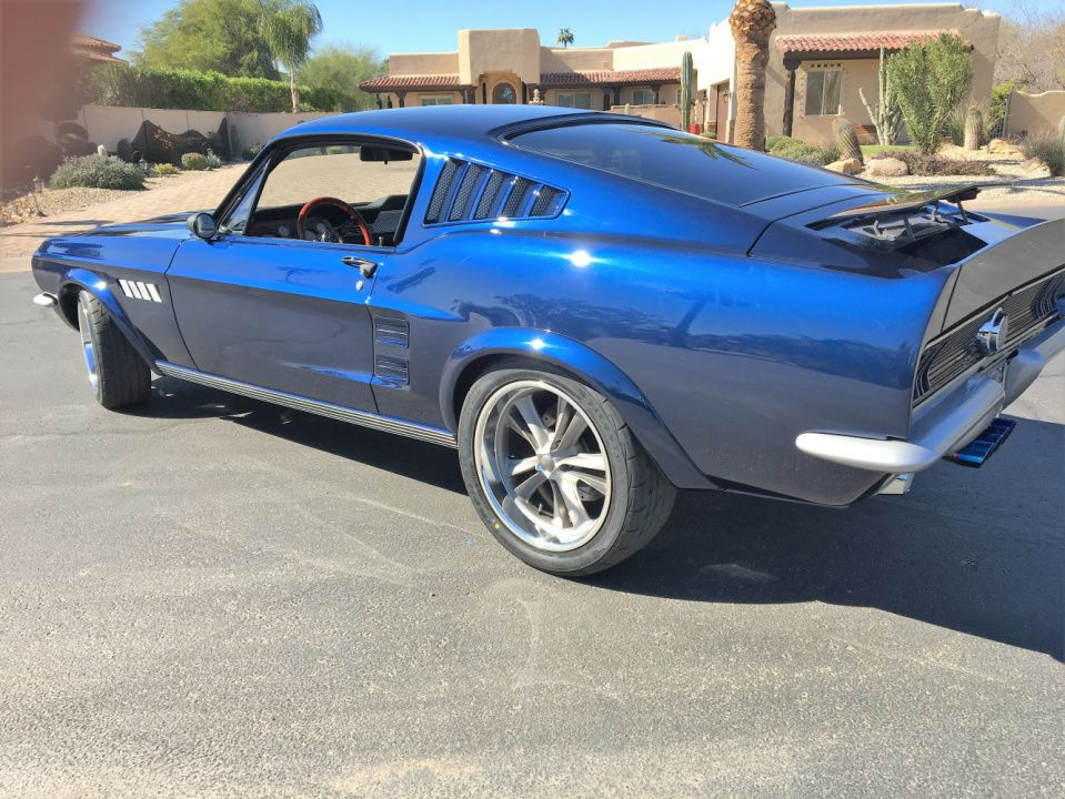 1967 FORD MUSTANG 3