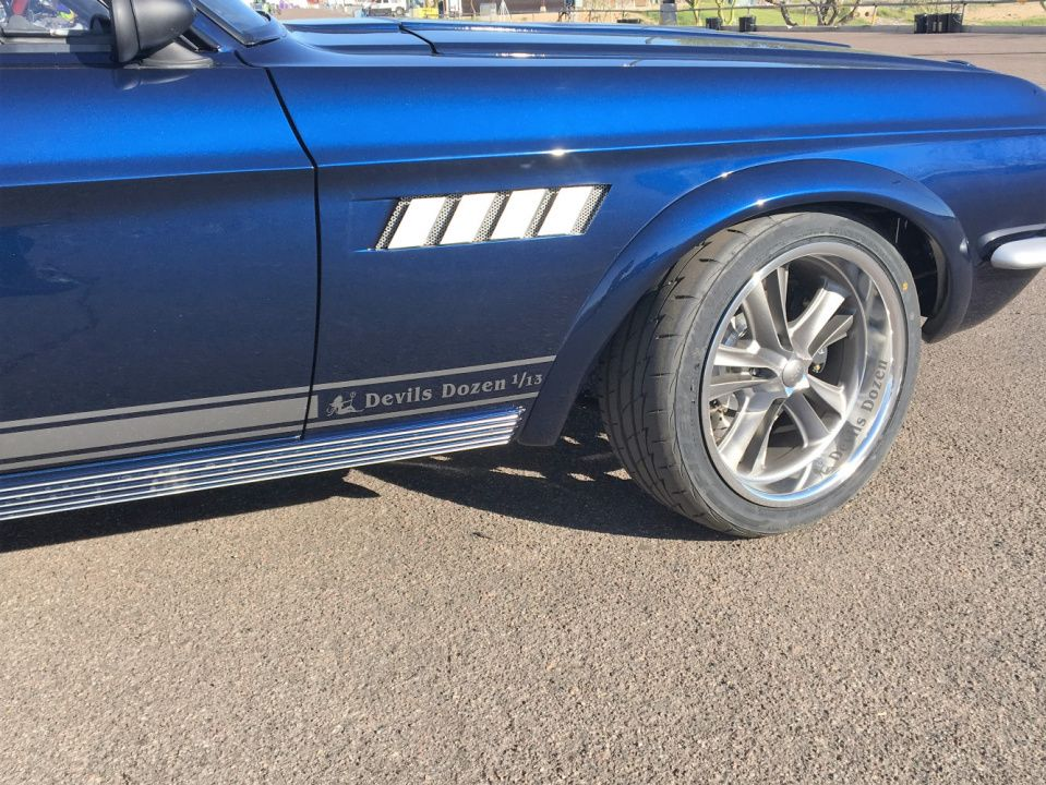 1967 FORD MUSTANG 6