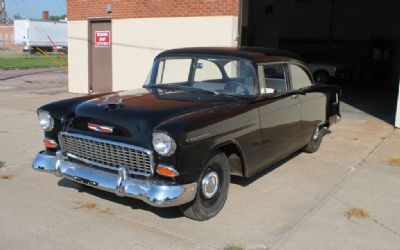 1955 Chevrolet Business Coupe 2 DR Post