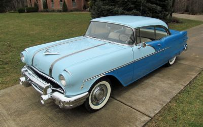 1956 Pontiac Chieftain Catalina Hardtop Coupe