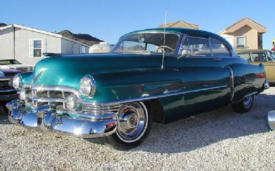 1950 Cadillac Series 62 2 DR. Coupe