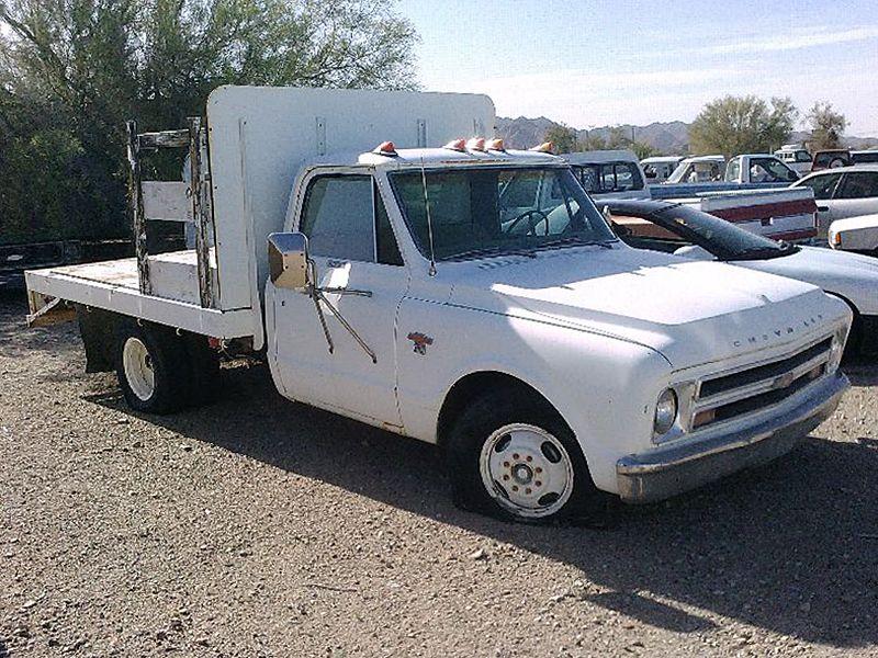 1967 CHEVROLET C30