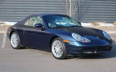 2000 Porsche 911 Carrera 2 DR. Coupe