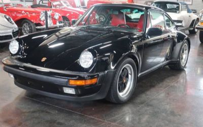 1986 Porsche 911 Carrera Turbo