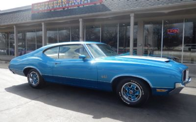 1972 Oldsmobile 442 2 DR. Coupe