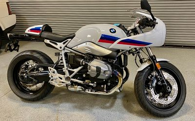 2017 BMW Rninet Racer Motorcycle