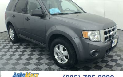 2011 Ford Escape XLS 4 DR. FWD SUV