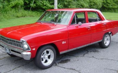 1967 Chevrolet Nova Chevy II Sedan