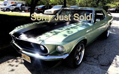 1969 Ford Sorry Just Sold!!! Mustang Coup