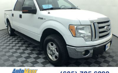 2011 Ford F-150 4WD Pickup