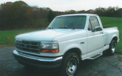 1992 Ford F-150 Step Side