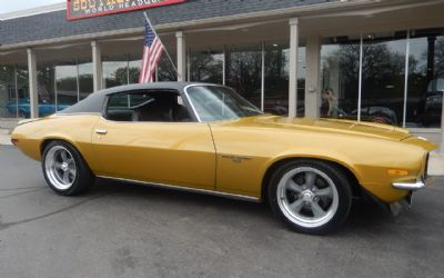 1971 Chevrolet Camaro RS 2 DR. Coupe