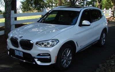 2018 BMW X3 X3 Sdrive30i