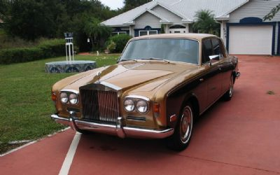 1971 Rolls-Royce Silver Shadow 4 Doors