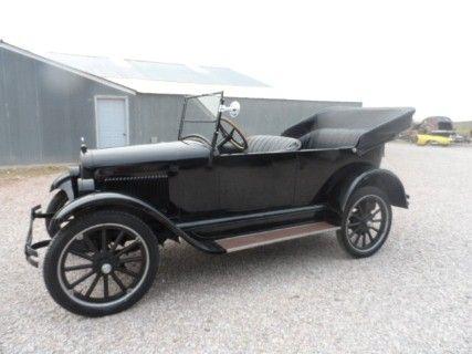 1924 CHEVROLET SUPERIOR TOURING CAR