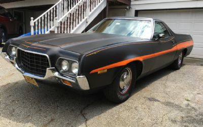 1972 Ford Ranchero 2 DR.