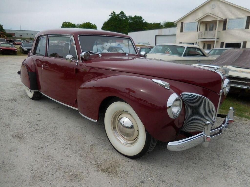 1941 Lincoln Continental 3