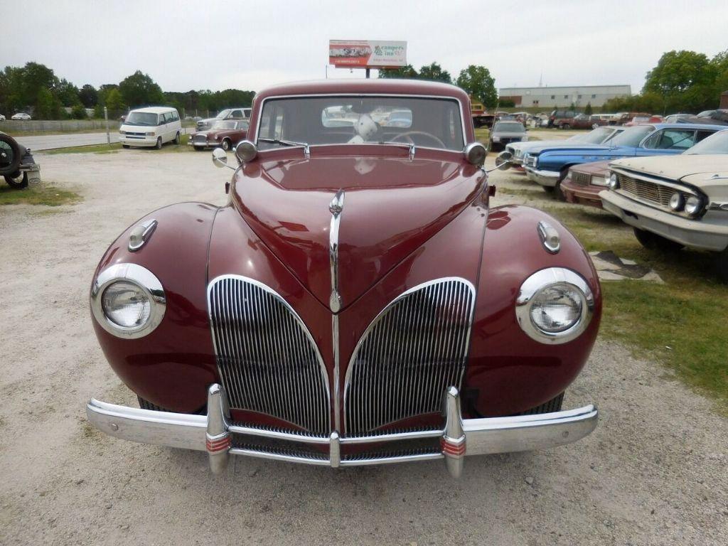 1941 Lincoln Continental 2