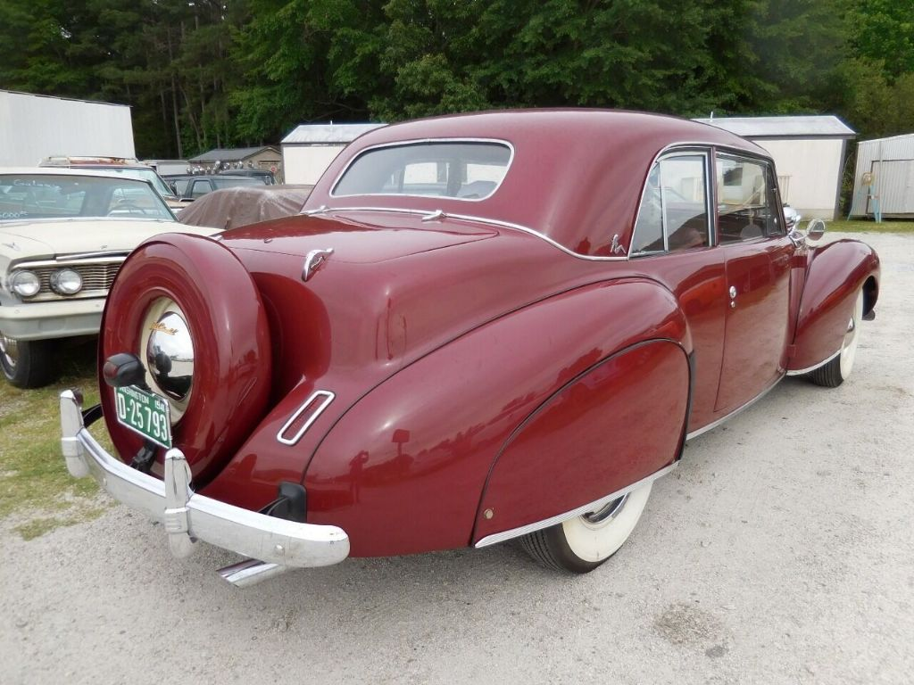 1941 Lincoln Continental 5
