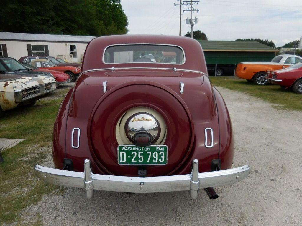 1941 Lincoln Continental 6