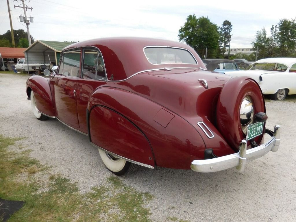 1941 Lincoln Continental 7