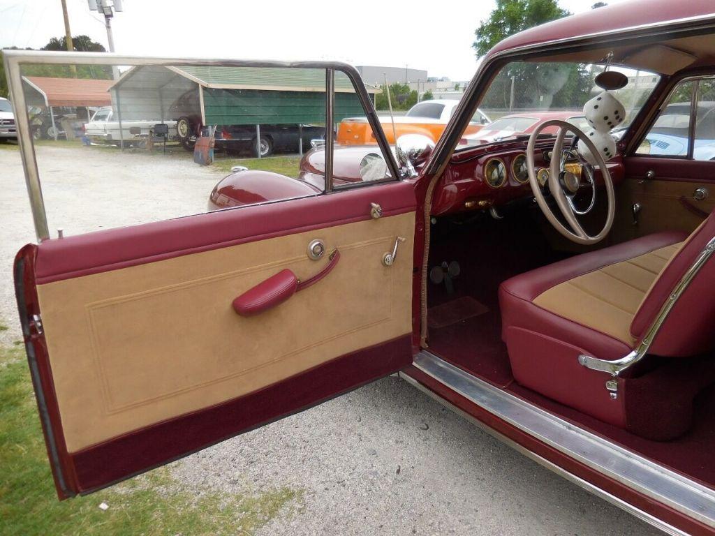 1941 Lincoln Continental 8
